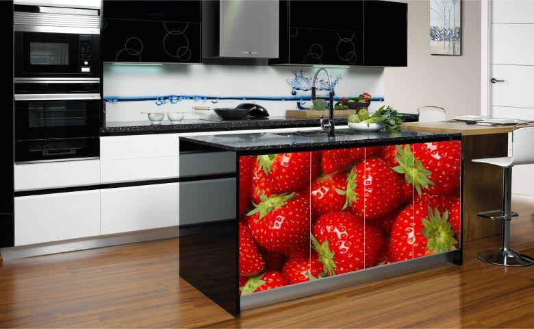 Decoracion de Muebles de Cocina con Vinilos Impresos ...